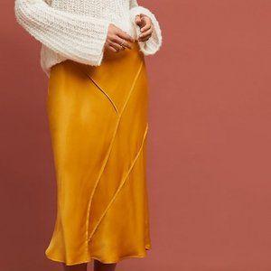 Anthropologie Valora Midi Skirt